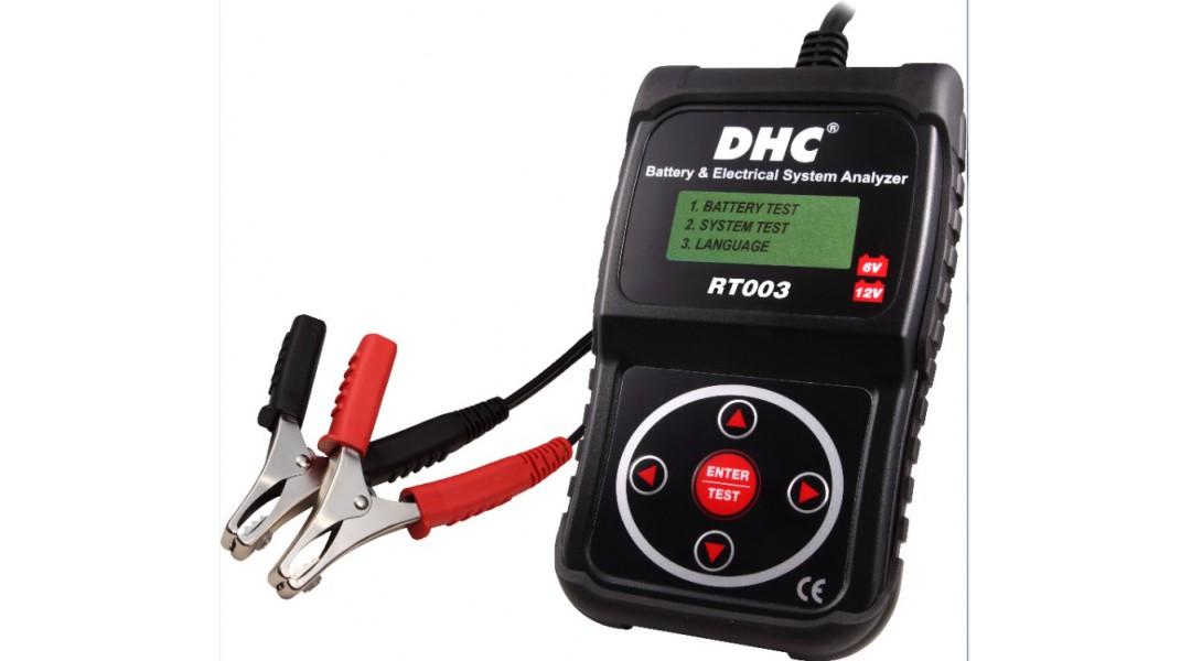Battery Tester DHC RT003