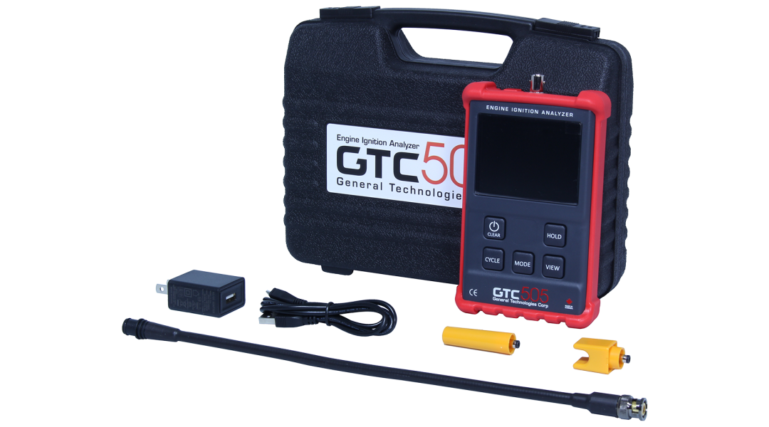 Ignition Coil Tester GTC 505