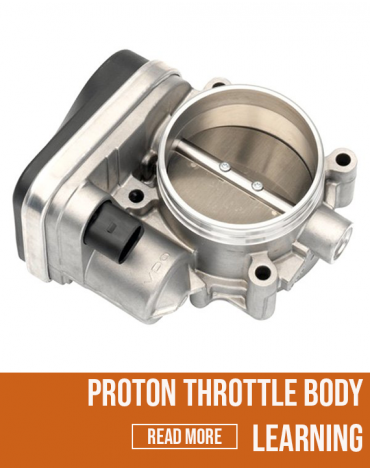 Proton Throttle Body Learning for DBW System